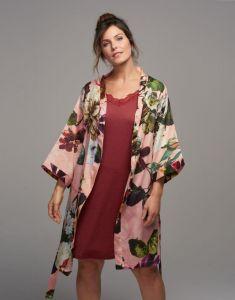 ESSENZA Fleur Rose Kimono M