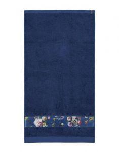 ESSENZA Fleur Blau Handtuch 60 x 110 cm