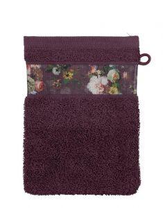 ESSENZA Fleur Towel Set Plum