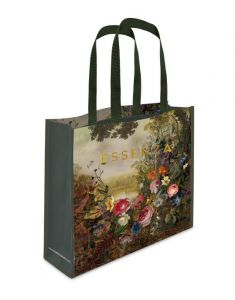 Essenza Florence Green Shopper bag 45 x 12 x 35
