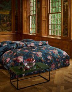 Essenza Gallery of Roses Nightblue Duvet cover 135 x 200