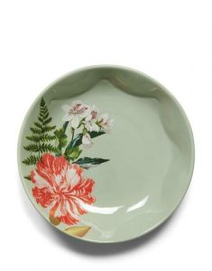 ESSENZA Gallery Stone green Pasta Plate 21