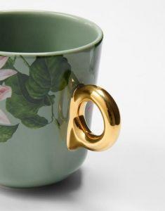 Essenza Gallery Stone green Small mug 17 cl