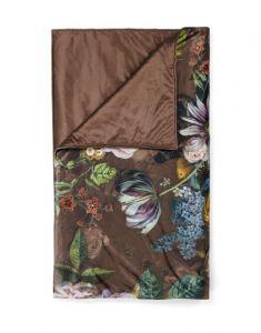 ESSENZA Giselle Chocolate Tagesdecke 180 x 265 cm
