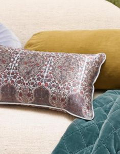 Essenza Giulia Iceblue Cushion 30 x 50