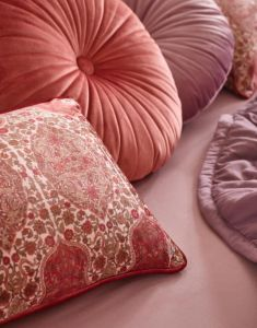 Essenza Giulia Roseval Cushion 30 x 50