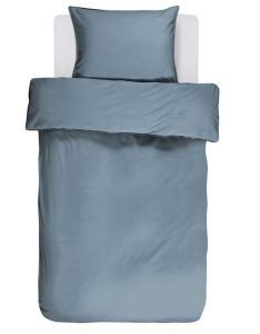 ESSENZA Guy Blau Bettwäsche 135 x 200 cm