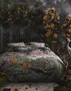 ESSENZA Igone Green Duvet cover 260 x 220