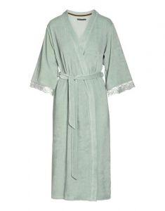 ESSENZA Ilona Uni Sage green Kimono S