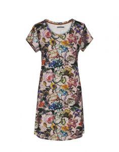 ESSENZA Isa Famke Rose Nightdress short sleeve M