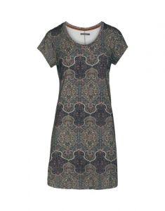 ESSENZA Isa Giulia Laurel Green Nightdress short sleeve M