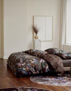 ESSENZA Isabelle Darkest brown Carpet 180