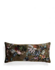 ESSENZA Isabelle Darkest brown Cushion large 40 x 90