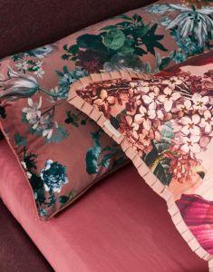 ESSENZA Isabelle Marsala Cushion large 40 x 90