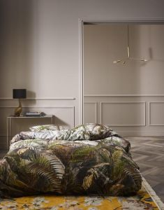 ESSENZA Jane Loden Green Bettwäsche 155 x 220 cm