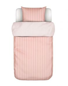 Marc O'Polo Jarna Coral Pink Bettwäsche 135 x 200 cm
