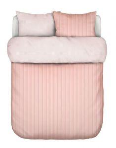 Marc O'Polo Jarna Coral Pink Bettwäsche 200 x 220 cm