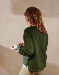 ESSENZA Jodie Uni Dark Green Sweater M