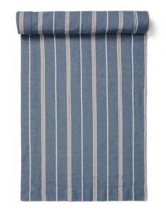 Marc O'Polo Jona Smoke Blue Tischläufer 50 x 250 cm