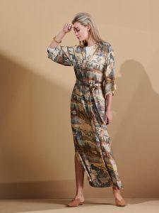 ESSENZA Jula Carice Multi Kimono L