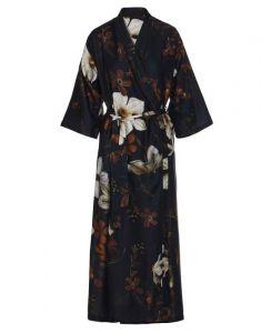 Essenza Jula Daffodils Reunited Black Kimono S