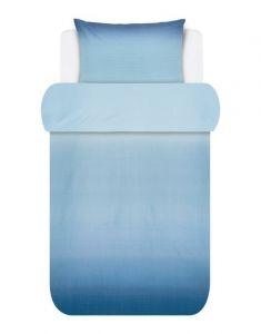 Marc O'Polo Juom Blau Bettwäsche 140 x 200 cm