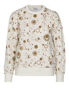 Covers & Co Kea Luna tic Ecru Sweater XL