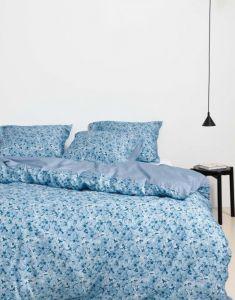Marc O'Polo Lakua Nordic Blue Duvet cover 200 x 220
