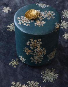 ESSENZA Lauren Indigo Blue Teppich 180 cm