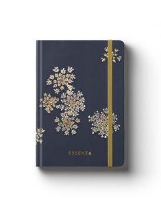 ESSENZA Lauren Indigo Blue Notizbuch A5