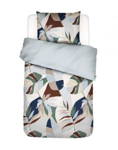 Covers & Co Leaf me alone Multi Duvet cover 155 x 220