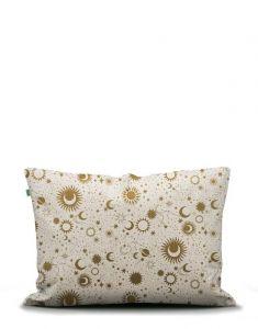 Covers & Co Luna tic Ecru Pillowcase
