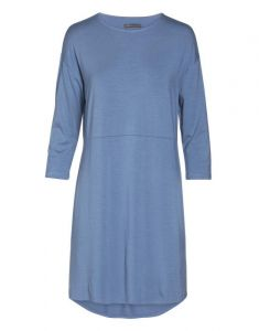 Essenza Lykke Uni Moonlight blue Nightdress 3/4 sleeve M