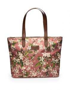 ESSENZA Lynn Verano Dusty Rose Shopper One Size