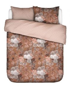 ESSENZA Maily Mocca Duvet cover 240 x 220
