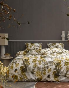 Essenza Maily Olive Pillowcase 65 x 65