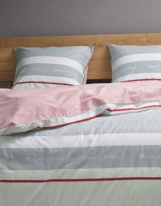 Marc O'Polo Mala Pink Duvet cover 200 x 220