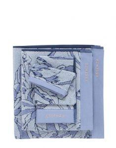 ESSENZA Malou Blau Gästetuch 30 x 50 cm