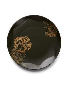 Essenza Masterpiece Dark Green Dinner plate 27