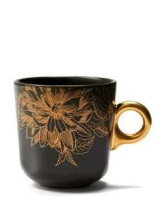 Essenza Masterpiece Dark Green Small mug 17 cl