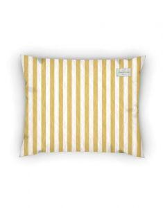 Marc O'Polo Mikkeli Sunrise Yellow Kissenbezug 40 x 80 cm