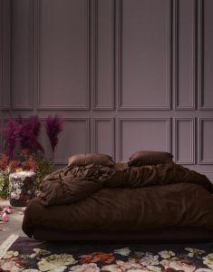 ESSENZA Minte Chocolate Bettwäsche 135 x 200 cm