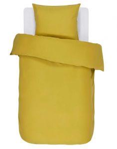 ESSENZA Minte Golden Yellow Bettwäsche 155 x 220 cm