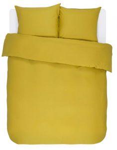 ESSENZA Minte Golden Yellow Bettwäsche 200 x 200 cm