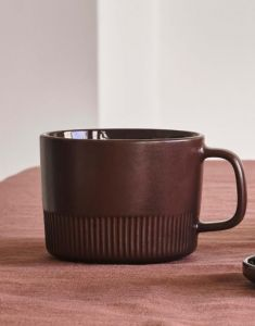 Marc O'Polo Moments Earth Brown Becher 33 cl