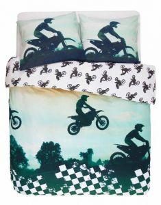 Covers & Co Motorcross Multi Duvet cover 240 x 220