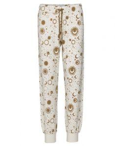 Covers & Co Mye Luna tic Ecru Trousers Long L