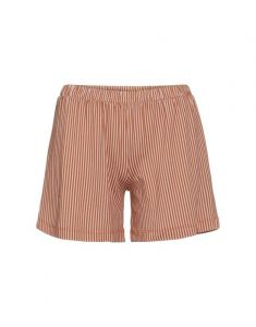 Essenza Natalie Striped Ginger Trousers short XS