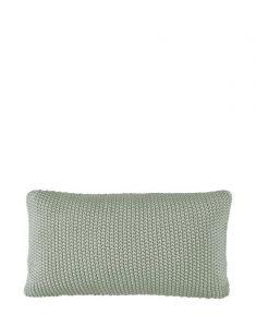 Marc O'Polo Nordic knit Garden Green Cushion 30 x 60