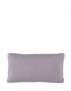 Marc O'Polo Nordic knit Lavender Mist Cushion 30 x 60